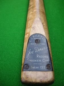 E. J. RILEY 132 BREAK CUE