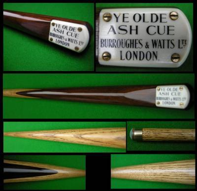 Burroughes & Watts Yeo Olde Ash