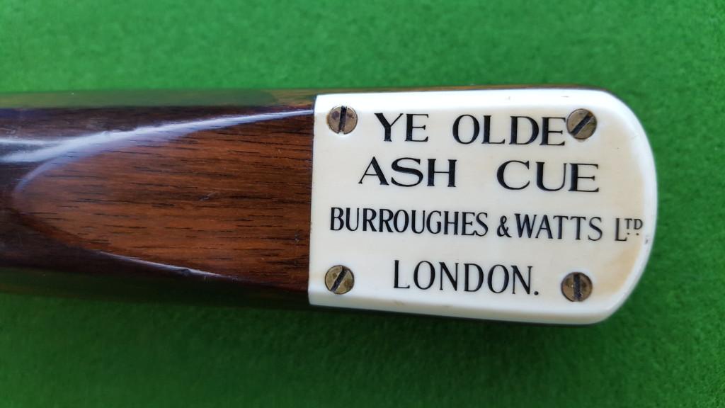 Burroughes & Watts Ye Ode Ash